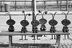 Kupfer-Kunst, Nippes und pfiffige Emils