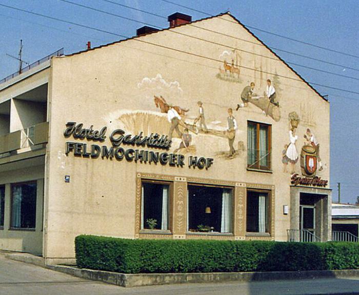 Feldmochinger Hof, 1972