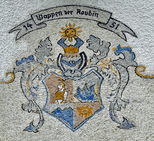 Schleißheimer 399, Roubin