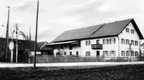 Heitzmannhof um 1930