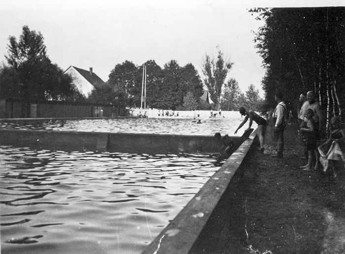 Schwimmbad Schießstätte