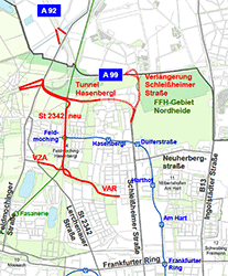 Stadtrat diskutiert Verkehrskonzept München Norden