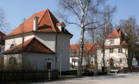 Alte Christophorus-Kirche vor 84 Jahren geweiht