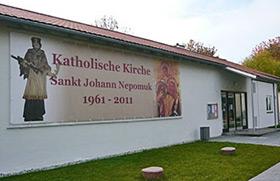50 Jahre St. Johann Nepomuk