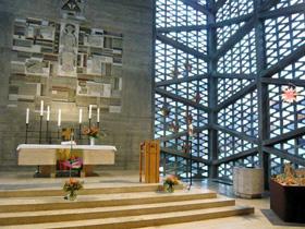 Altar Evangeliumskirche