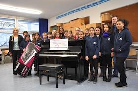 Toni-Pfülf-Schule erhält 1.000-Euro-Spende