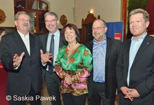 Neujahrsempfang der SPD im Augustinerkeller