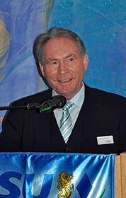 Dr. Rainer Großmann, Bezirksrat