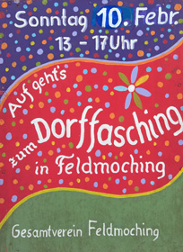 Feldmochinger Faschingstreiben 2013, Teil II