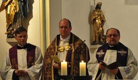 Pfarrer Kurzydem offiziell als Dekan eingeführt