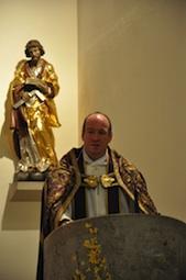 Bischofsvikar Graf zu Stolberg