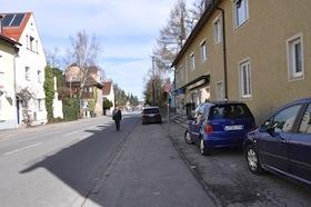 Paul-Preuß-Str.: Keine Kurzparkzone bei Geschäften