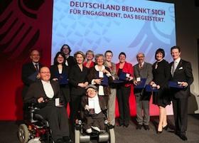 """Bundesverdienstorden für """"Lichtblick-Hasenbergl""""-Leiterin"""