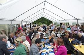 22. Juni 2013: Zehn Jahre Bürgerverein Lerchenau
