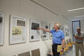 """Ausstellung """"60 Jahre Ludwigsfeld"""" eröffnet"""