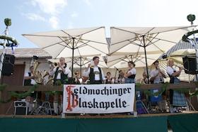 Feldmoching: Herrlicher Dorfabend