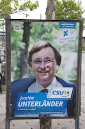 Joachim Unterländer gewinnt erneut Direktmandat