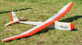 Modellsegelflugzeug Strolch