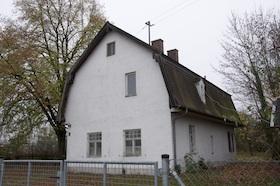 Steht den Bauplänen im Wege: Das Haus Raheinstr. 3