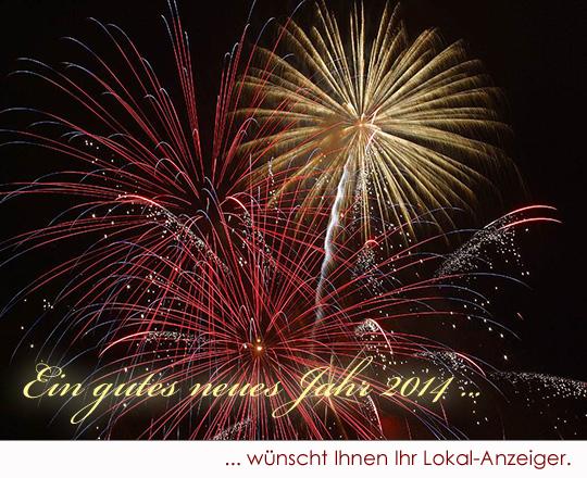 Alles Gute für 2014