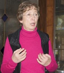 Stadträtin Heide Rieke