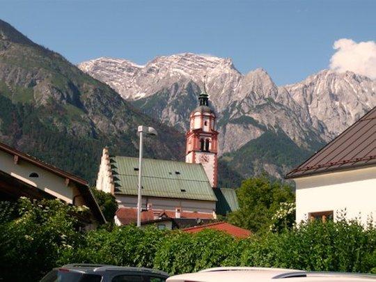 Feldmochinger Böllerfeuer in Tirol