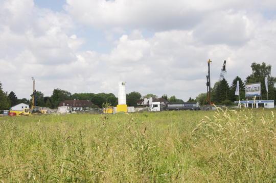 Droht im Umfeld des Schnepfenwegs ein Grundwasserproblem?