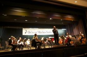 Sommerkonzert des Orchesters München Nord