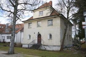Fasanerie: Ehemaliges  Pfarrhaus wird Wohnunterkunft