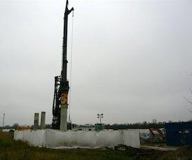 Am Mühlweg werden drei neue Düker gebaut