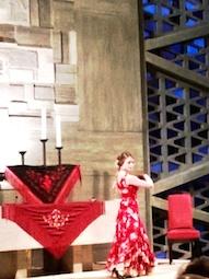 Wenn Flamenco und Orgel sich begegnen