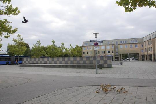 Walter-Sedlmayr-Platz soll begrünt und aufgehübscht werden