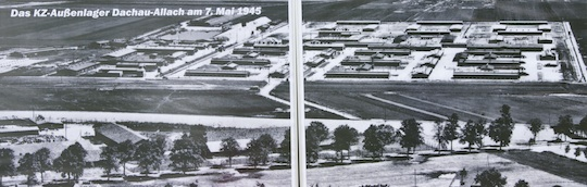 Siedlung Ludwigsfeld: 70 Jahre Befreiung des KZ-Außenlagers