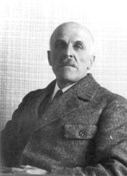 Der Bildhauer Wilhelm Göhring, Aufnahme um 1930