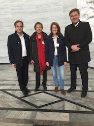 Münchner Stadträte zu Besuch in Oslo