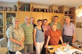 SPD Feldmoching-Hasenbergl: 25  Jahre Partnerschaft mit SPD Naumburg
