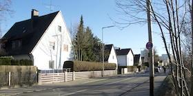 Welche Nachbarschaft vertragen diese Häuser?
