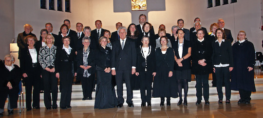 Geistliche Abendmusik in St. Agnes
