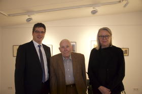 Sebastian Dienelt, Wolfgang Christoph, Daniela Benker