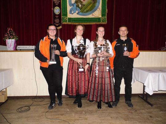 Vom Münchner-Kindl-Pokal bis zur Gaumeisterschaft