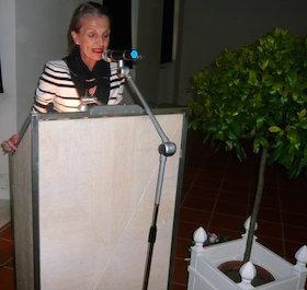 Dr. Renate Eikelmann, Generaldirektorin des Bayerischen Nationalmuseums