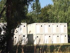 Bezirksausschuss äußert sich zu Containern