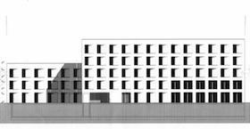 Bahnhof Feldmoching: Hotel-Baupläne überzeugen BA 24 noch nicht