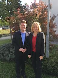 Florian Post neu in den Diözesanrat gewählt
