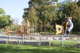 Spielplatz am Fasaneriesee wird am kommenden Montag eröffnet