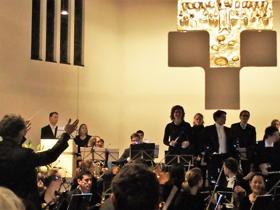 Wunderbares klassisches Konzert in St. Agnes