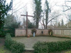 Kameradschaftsverein wünscht baldige Verlegung des Denkmals